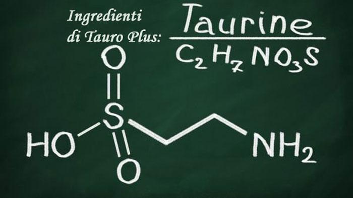 Tauro Plus ingredienti