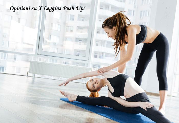 Pareri su X Leggins Push Up