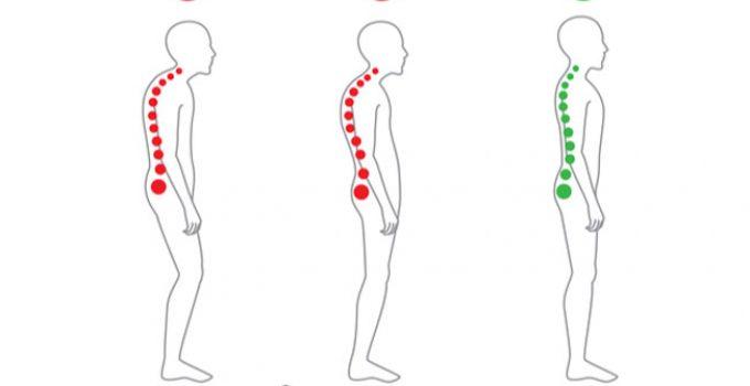 Perfect posture fascia per la postura