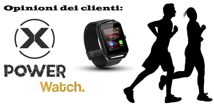Xpower watch un buon smartwatch recensioni e opinioni for Recensioni h2o power x