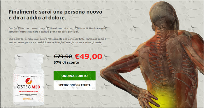 Capsule Osteomed