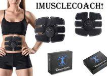 Imuscle coach elettrostimolatore