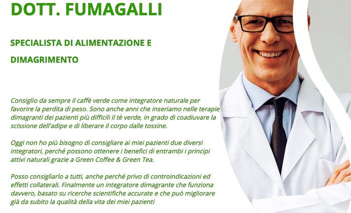 Controindicazioni su Green Coffee e Green tea Plus