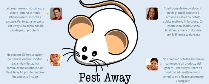 Pest Away Opinioni