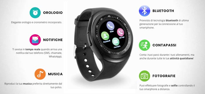 X Funwatch recensione
