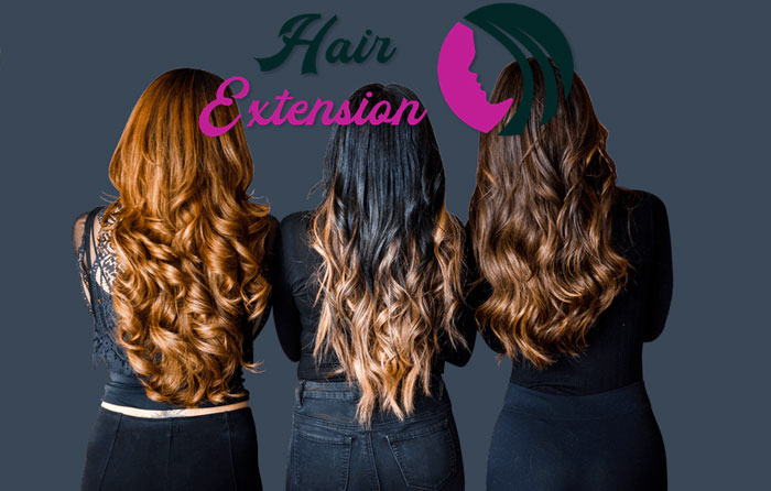 Hair Extension le extension invisibili