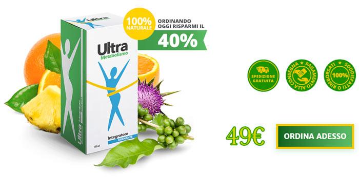 Prezzo di Ultrametabolismo