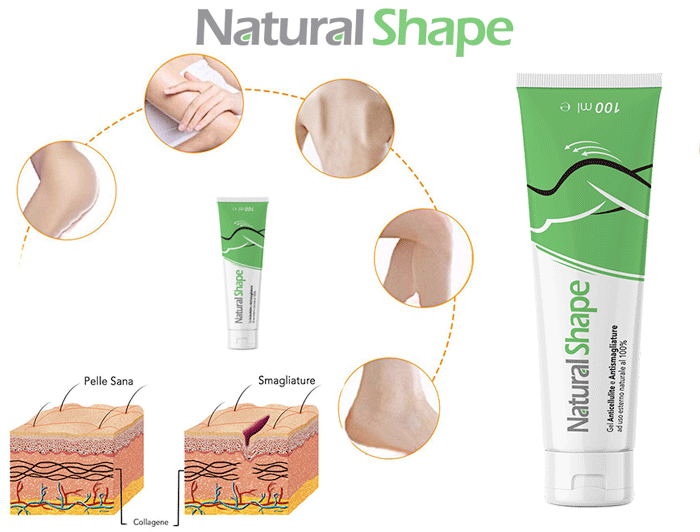 Come applicare Natural Shape