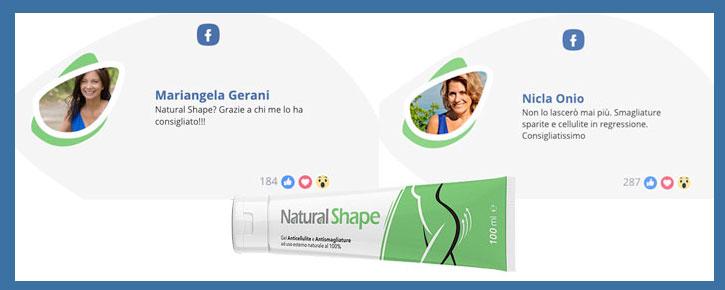 Pareri su Natural Shape