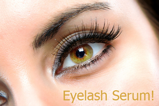 Siero per far crescere le ciglia Eyelash Serum