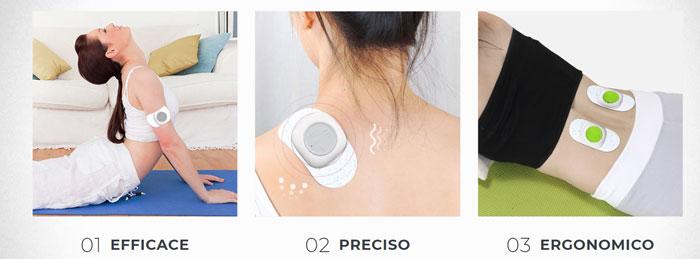 Pocketmassager massaggiatore mini